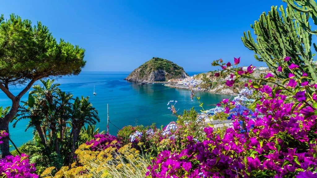 Isola Termale Ischia