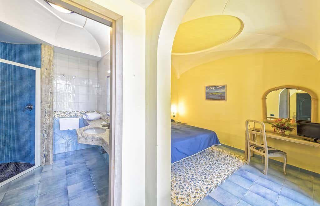 standard vista mare hotel l'oasi terme castiglione